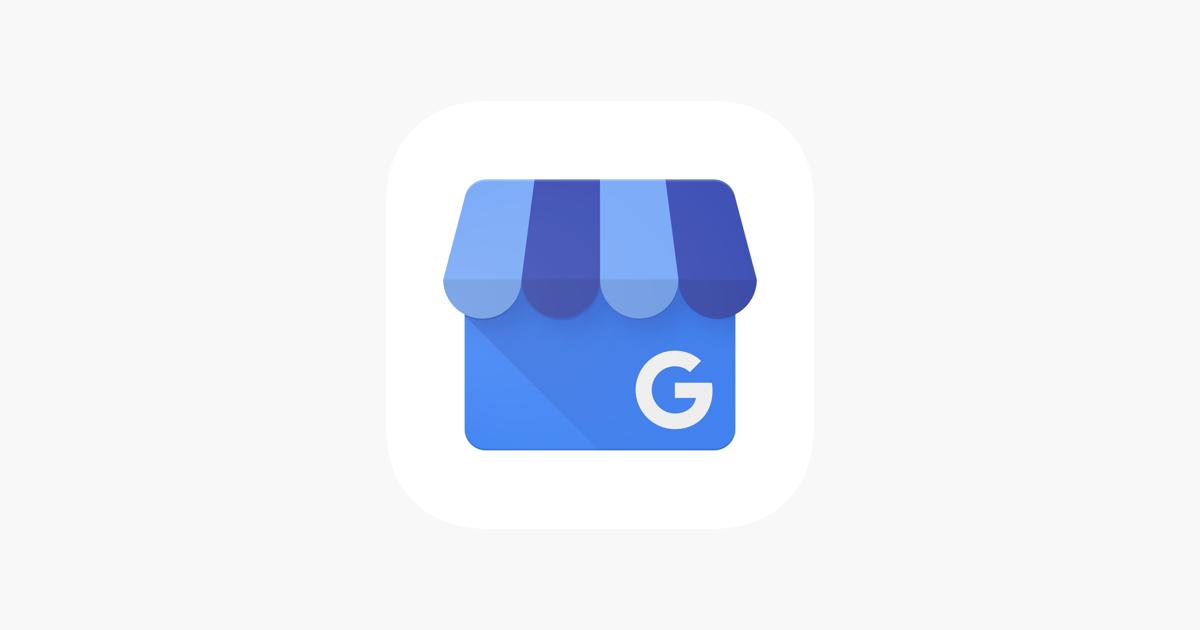 Store My google على Business App