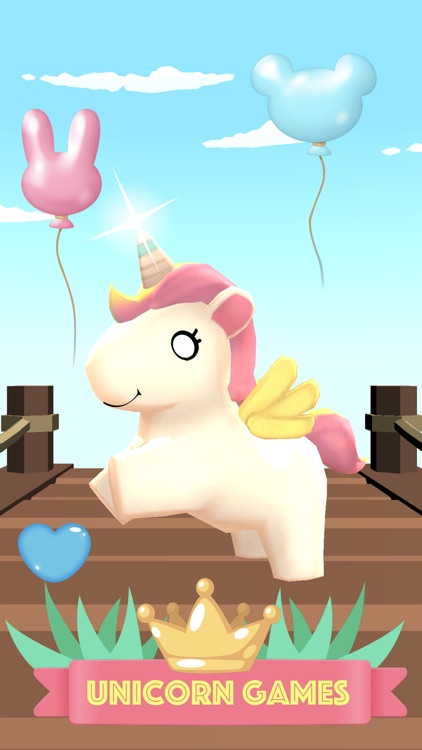 Unicorn games for girls