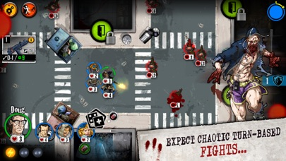 Zombicide: Tactics & Shotguns screenshot #2