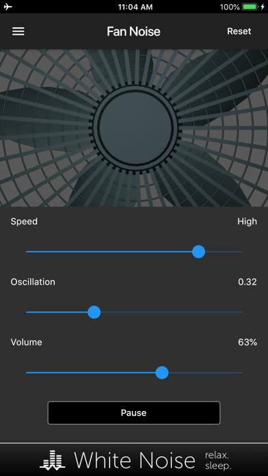 Fan Noise Generator screenshot 1