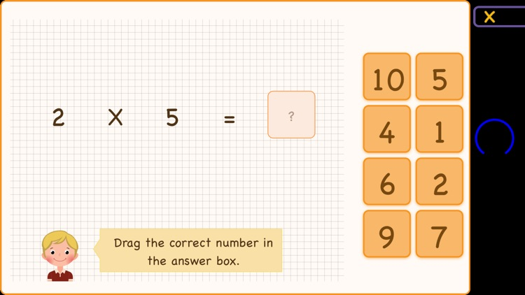 The 10 Times Tables (MagiWise) screenshot-5