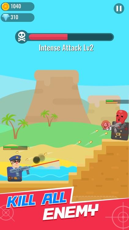 Mr Spy - Bullet Agent screenshot-3
