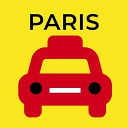 Paris Taxi Station