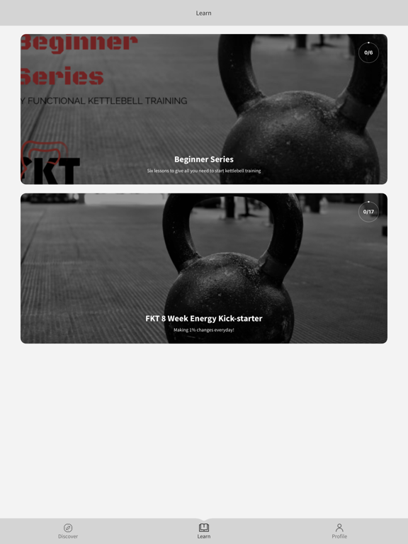 FKT Exercise & Nutrition screenshot 4