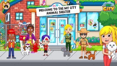 My City : Animal Shelter screenshot 1