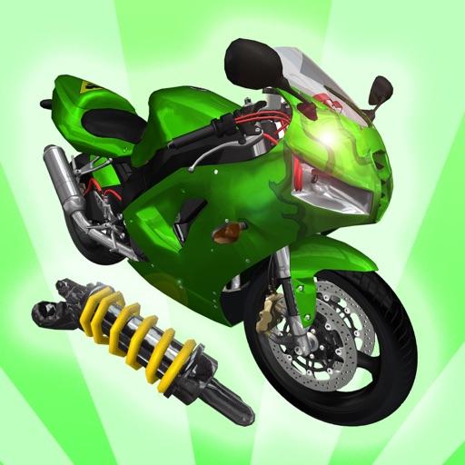 Fix My Bike: Mechanic Sim