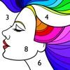 数字で塗り絵:ぬりえゲーム - iPhoneアプリ