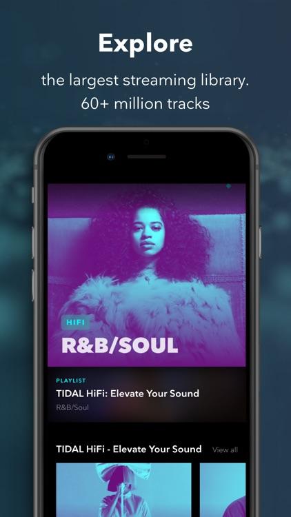 TIDAL Music screenshot-3