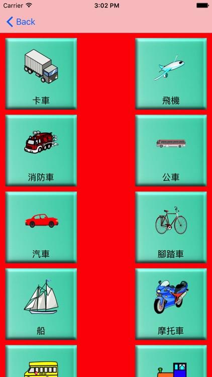 Mandarin Chinese Vocabulary screenshot-4