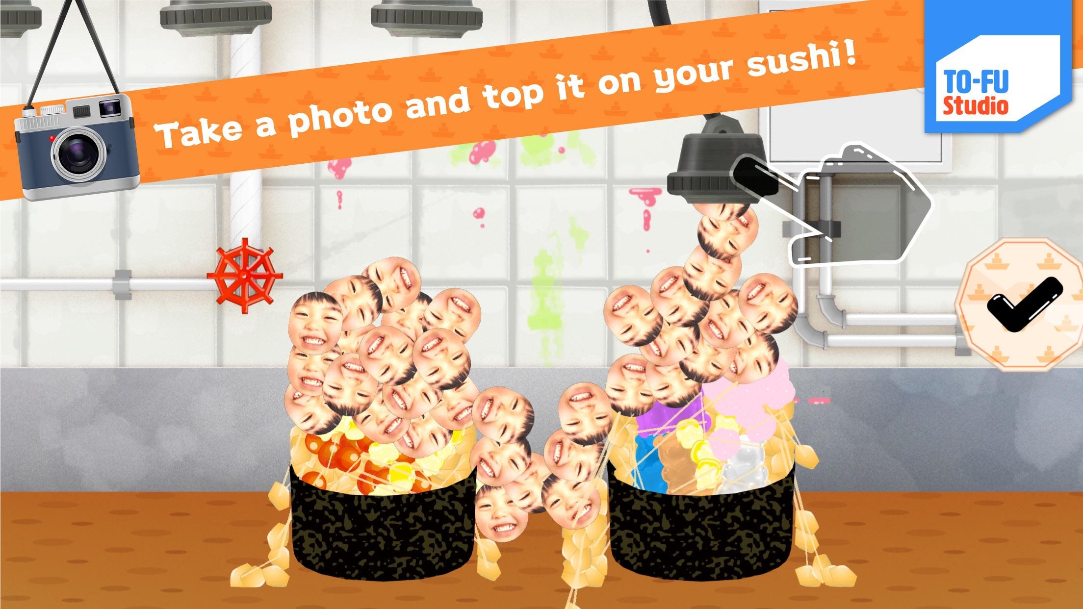 TO-FU Oh!SUSHI Screenshot