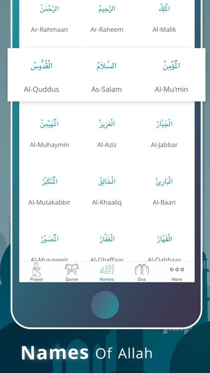 Islamic Calender 2019 & Arabic screenshot-3