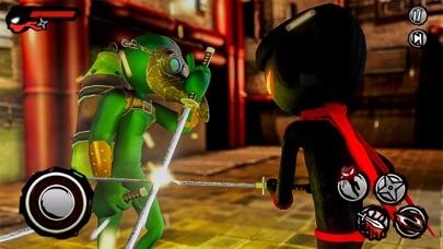 Stickman Shadow Ninja Assassin screenshot 4