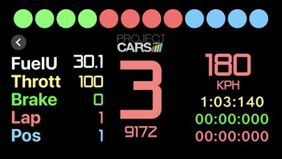 Sim Racing Dash for PCars 2 screenshot 3