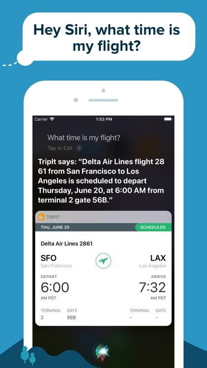 TripIt: Travel Planner screenshot-3