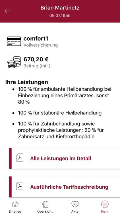 Central GesundheitsApp screenshot-4