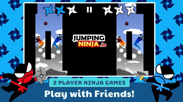Jumping Ninja 2 Player Games