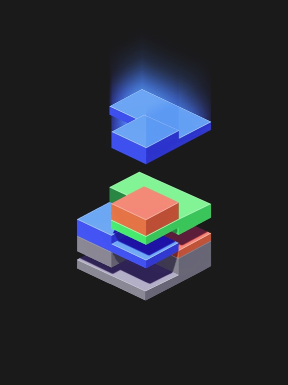 Juicy Stack - 3D Tile Puzzlе screenshot 8