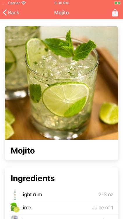 Cocktail Recipes - To Go screenshot-3