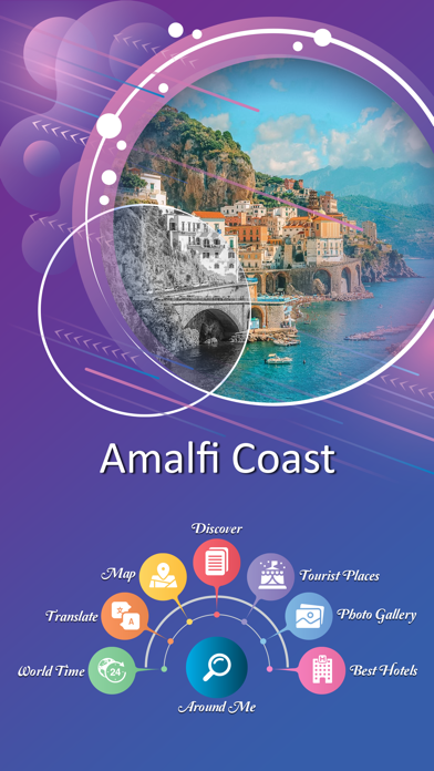The Amalfi Coast screenshot 2