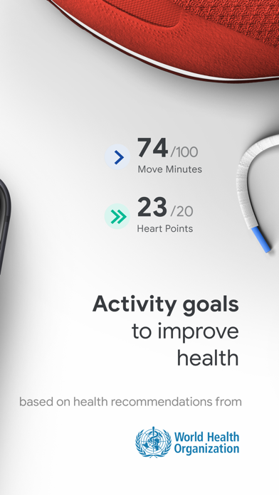 Google Fit – Activity Tracker screenshot two