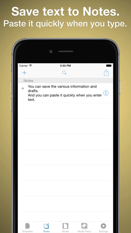 Line-Writer: Flexible Template screenshot-5