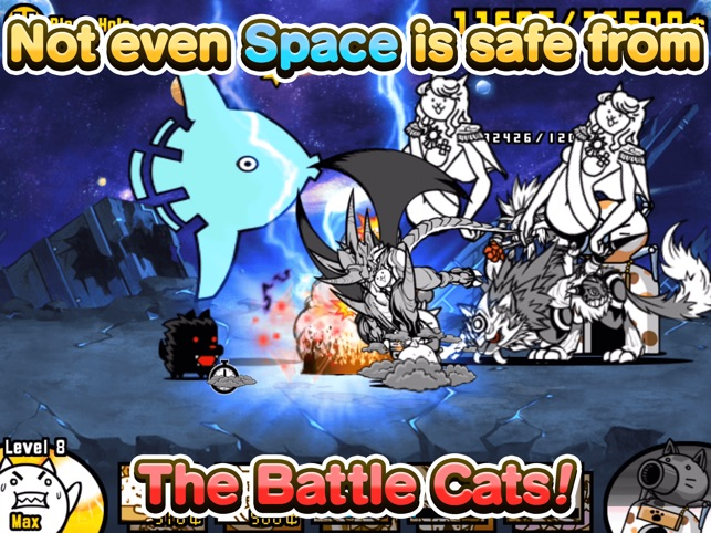 The Battle Cats on the App Store