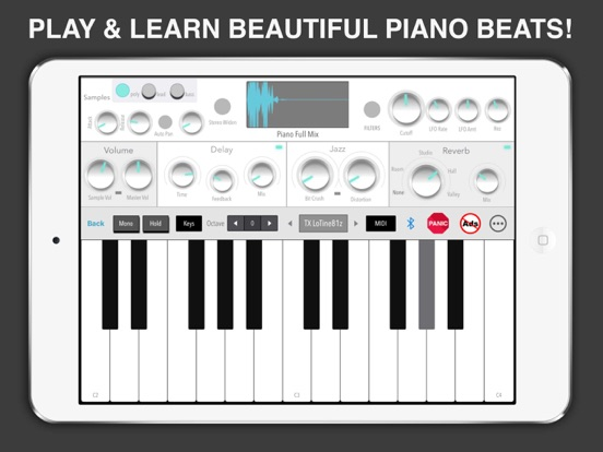 Learn Easy Piano & Beats Maker | Apps | 148Apps