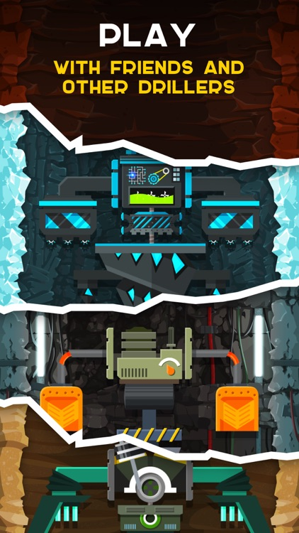 Drilla: Idle Digging Game screenshot-7