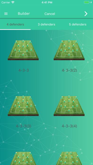 download FUT 19 Draft, Builder - FUTBIN apps 4