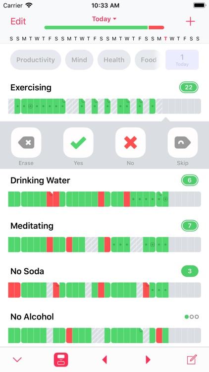 Way of Life - Habit Tracker screenshot-0