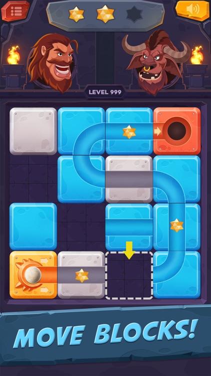 Unblock Ball - Rolling Game screenshot-0