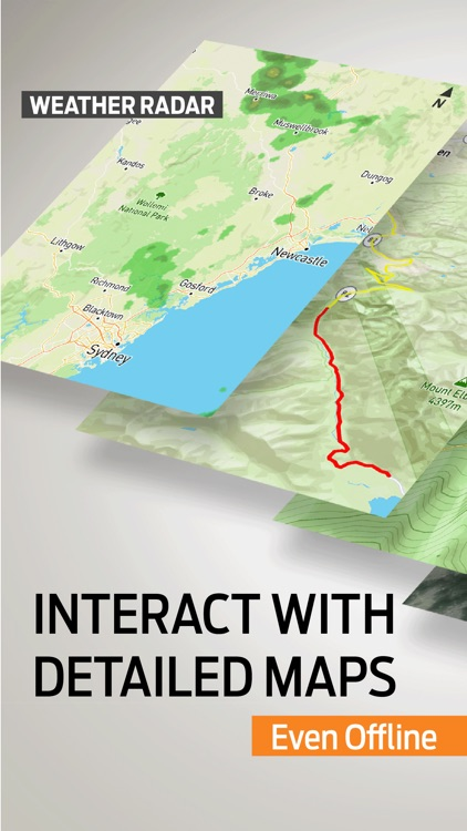 REVER - Navigation, GPS, Maps screenshot-4