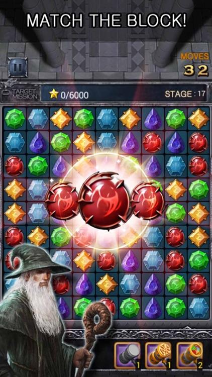 Jewels Dragon Quest screenshot-0