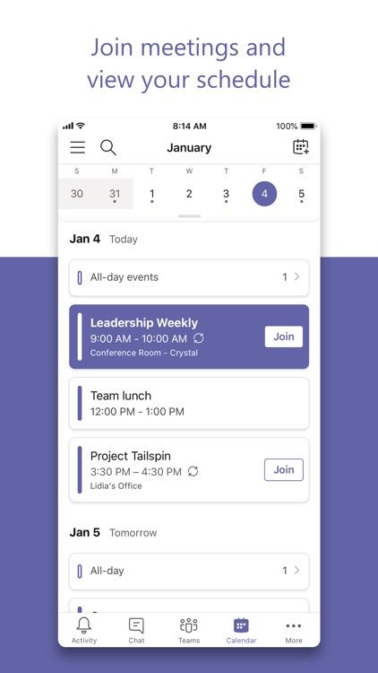 Microsoft Teams screenshot-3