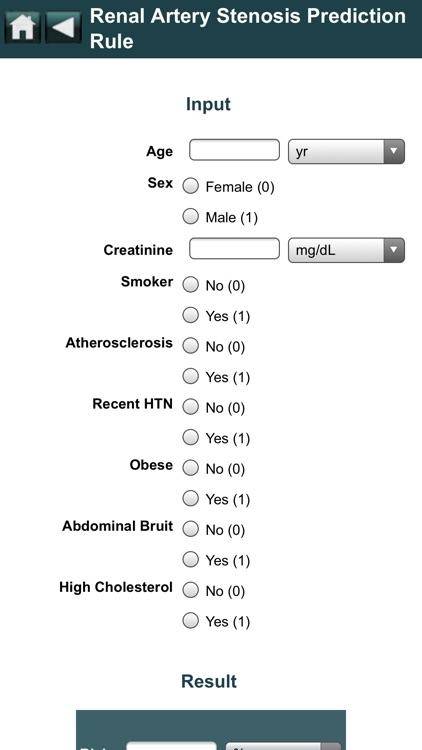 EBMcalc Kidney screenshot-5