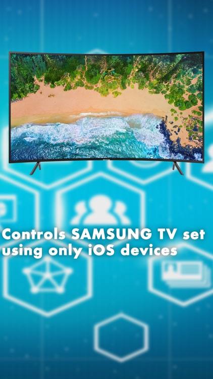 Smart Remote for Samsung TV's