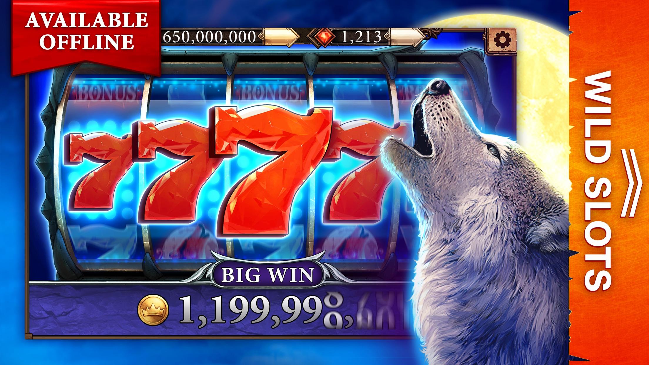 Scatter Slots - Vegas Casino Screenshot