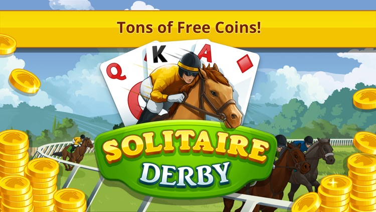 Solitaire Derby screenshot-4