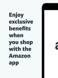 Amazon - Shopping made easy ipad images