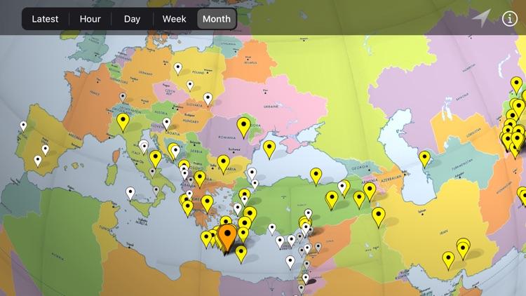 Tremor Tracker screenshot-3