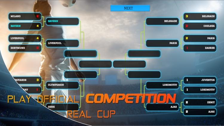 League Of Champions Soccer screenshot-3