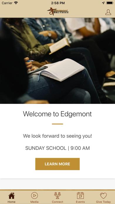 Edgemont Bible Church 1