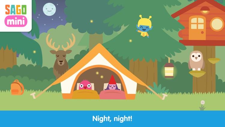 Sago Mini Camping screenshot-5