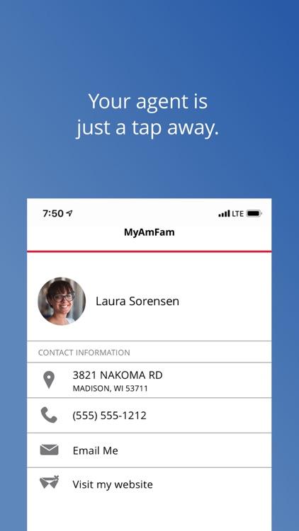 American Family Insurance App screenshot-5