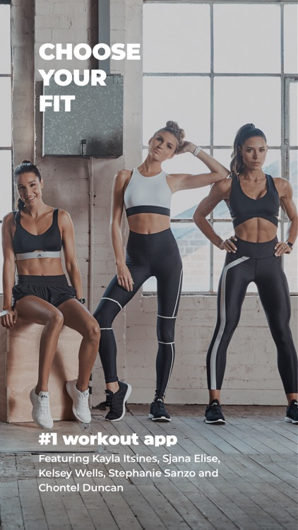 Sweat: Kayla Itsines Fitness