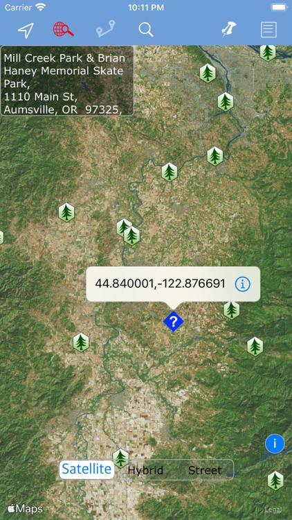 Oregon State Parks & Areas screenshot-4