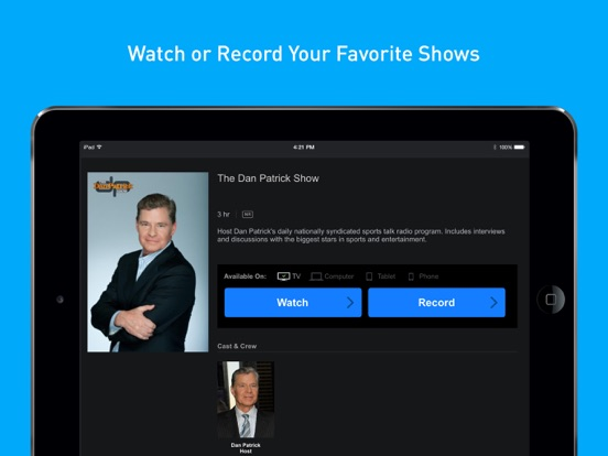 DIRECTV App for iPad by DIRECTV, Inc  (iOS, United States
