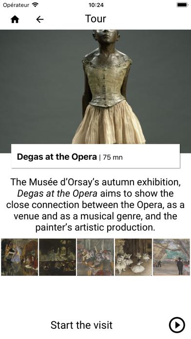 Degas screenshot 2