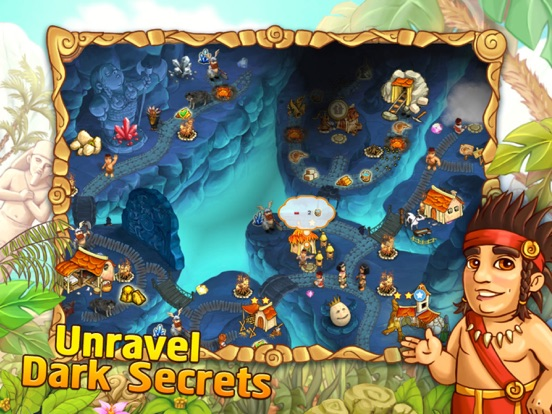 Island Tribe 4 screenshot 7