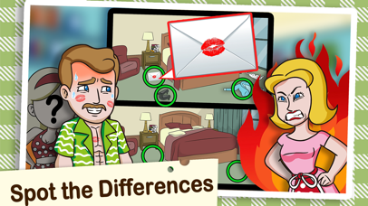 Screenshot for Find Differences: Her Secret in Russian Federation App Store